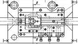 Чертежи штампов, литья и конструкций